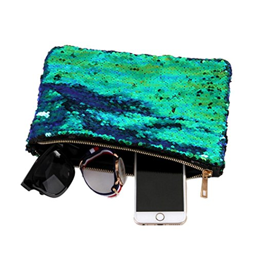 ba708c6d7d Style.Labs Magic Sequin Pouch
