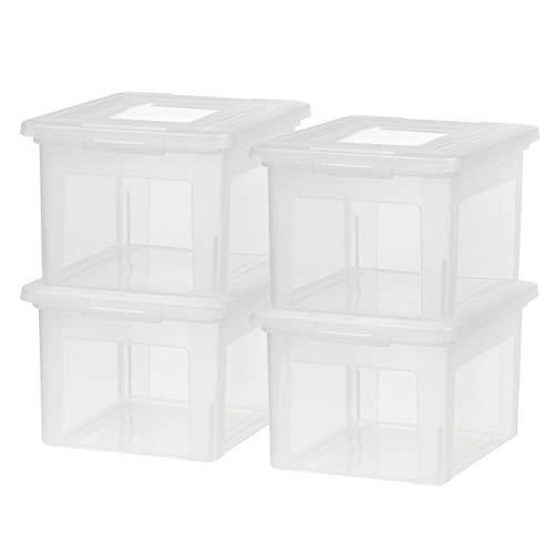 Storage File Boxes – FoxOnRoof